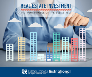 "Real Estate Investment - The ""Worst"" House on the ""Best"" Street"