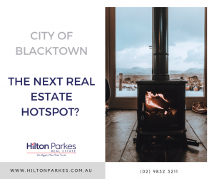 City of Blacktown Real Estate –Hotspot? Hilton Parkes Real Estate