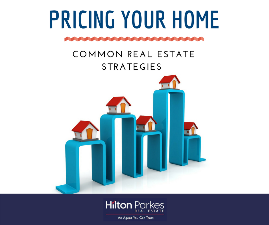 Pricing your home Hilton Parkes