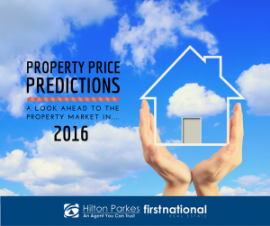 Property Price Predictions: A look ahead to the property market in 2016