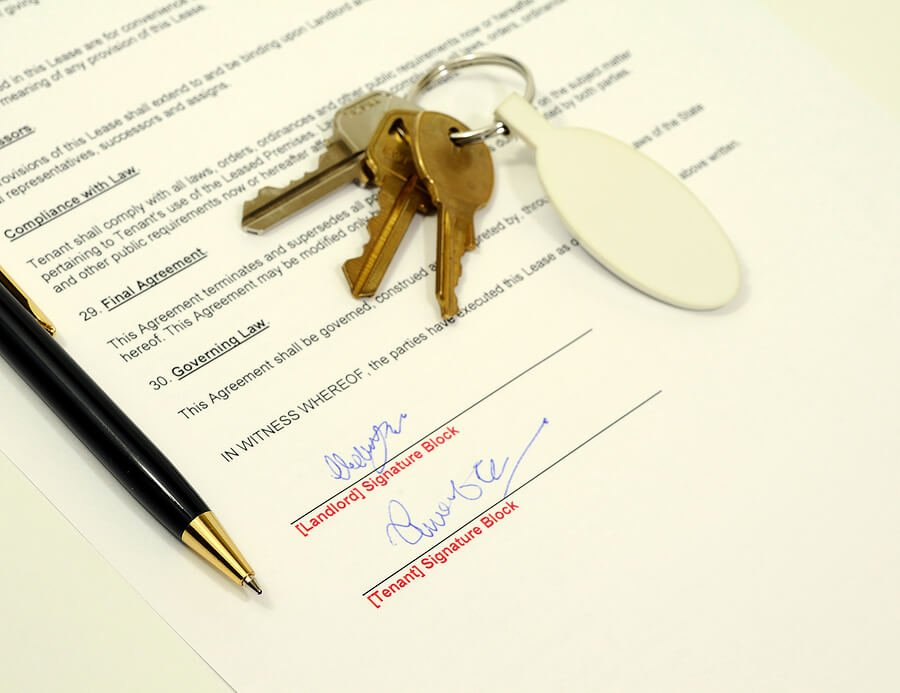 Rental Application Document - Property Management